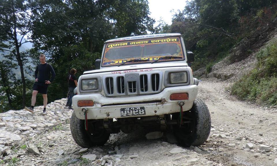 Непал, авто